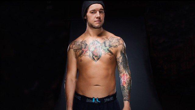 baron corbin tattoos - photo #12