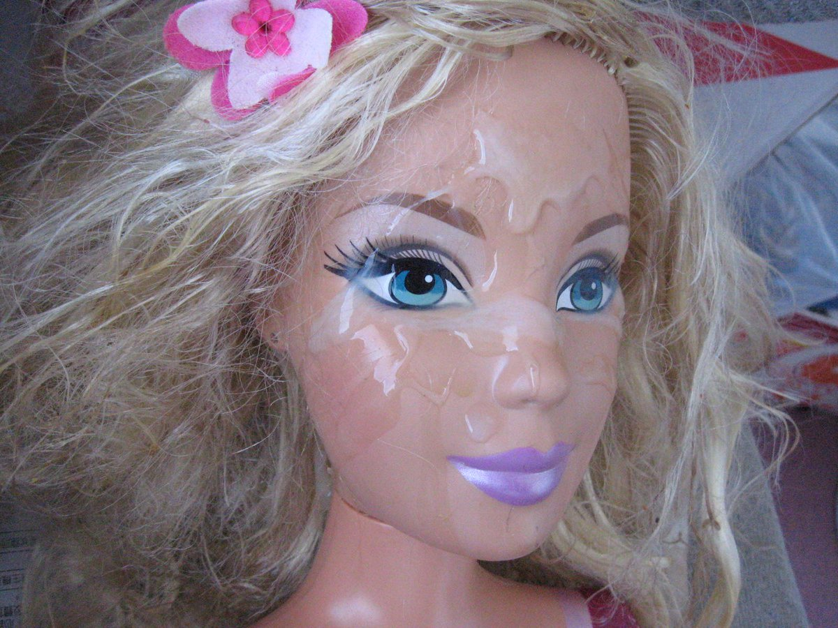 See And Save As Cum On A Barbie Doll Porn Pict