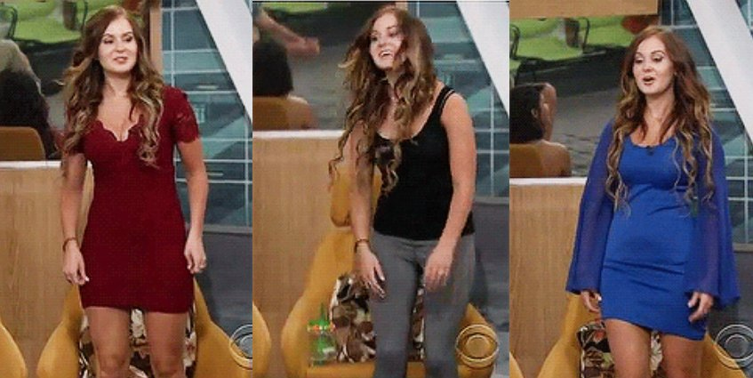 incase you didn't notice, Big Meech served us 3 looks tonight #bb18 https://t.co/7XGTjS4GdS