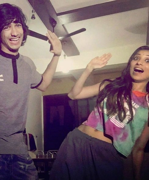 Vrushika Mehta,Shantanu Maheshwari,photos,images,hd,pictures,pics,latest ,hot,sexy,tv,actor,dancer,D3,Dil Dosti Dance,MTV Girls On Top,Jhalak Dikhla jaa