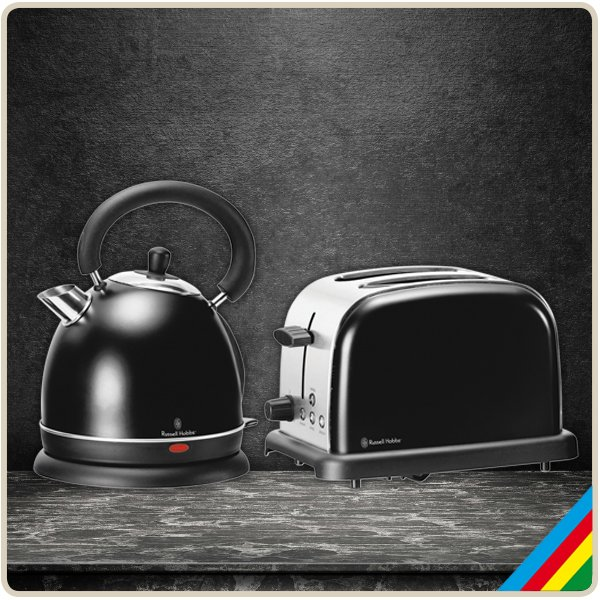"Black And Silver Kitchen Appliances: Makro South Africa On Twitter: ""We Have Some Of Your"