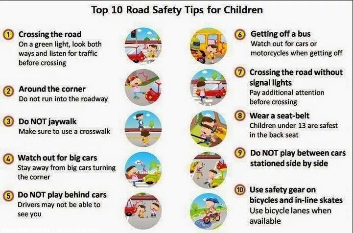 Ma3route On Twitter Quot 10 31 Top 10 Roadsafety Tips For