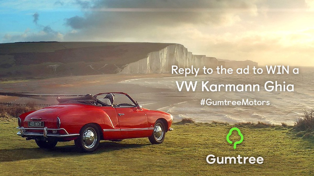 Gumtree on Twitter: