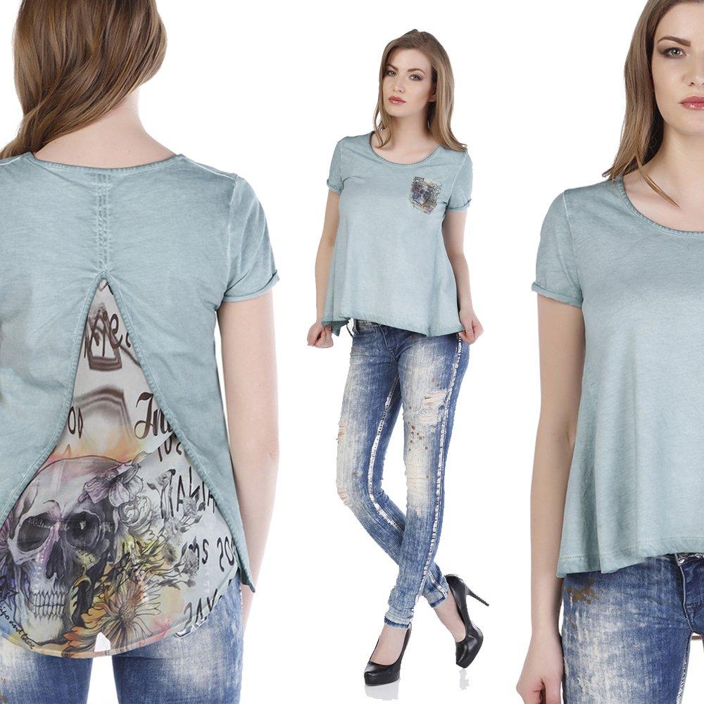 ¿Eres de las que les gusta arriesgar en la moda? ¡En #CipoandBaxx te lo ponemos muy fácil con camisetas como esta! pic.twitter.com/PSEaSdnlbp