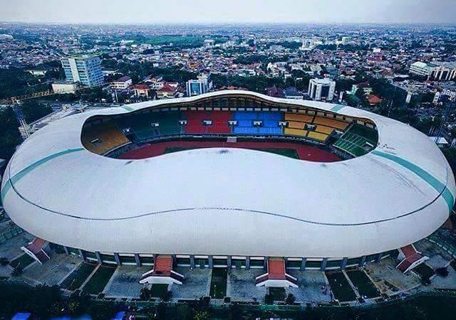 Jakarta International Stadium Image: 2018 Asian Games / XVIII Asiad