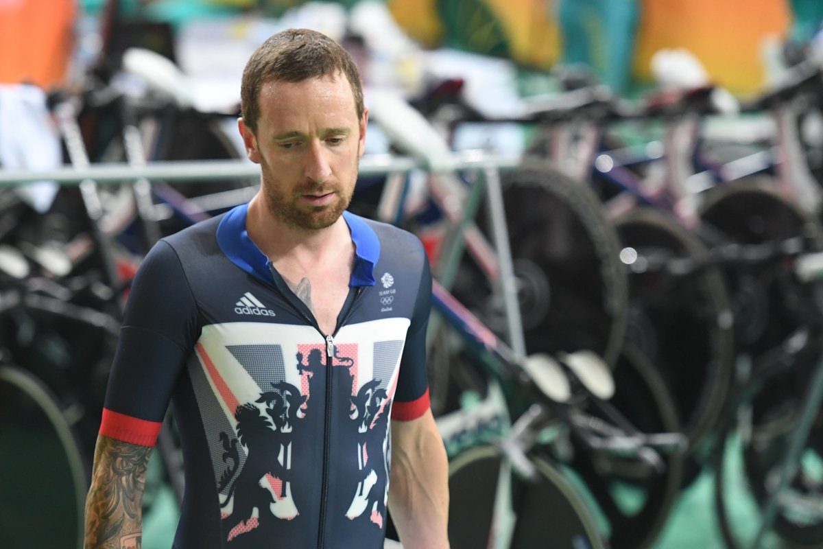 What's niggling Sir Bradley Wiggins at Rio 2016 Olympics?
