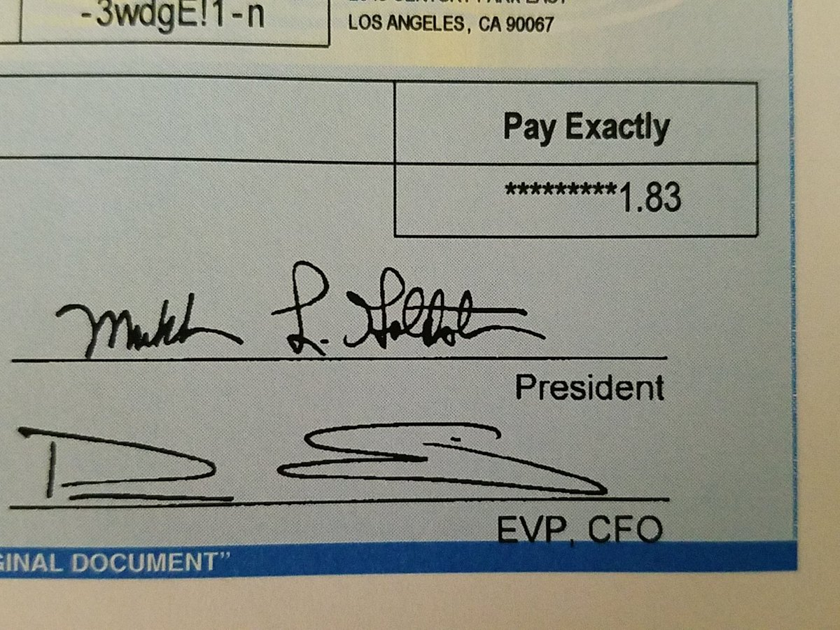 These Punk'd residual checks are a game changer.....Thanks Ashton and MTV https://t.co/kiQsN9PLj7