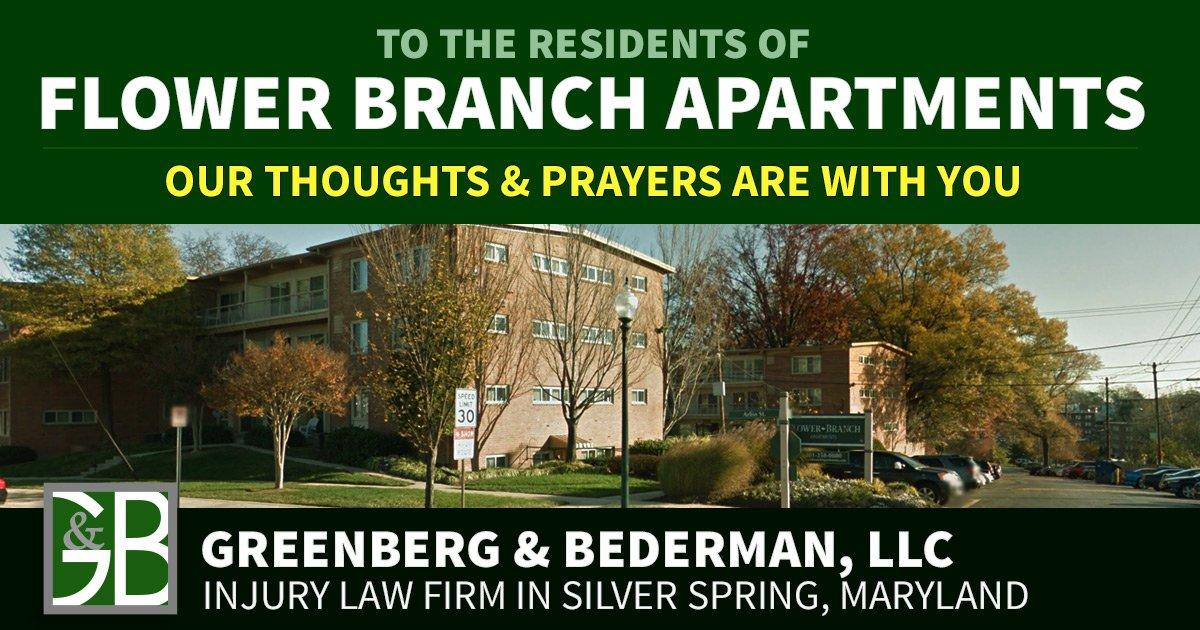 Greenberg Bederman On Twitter To Residents Of Flower Branch