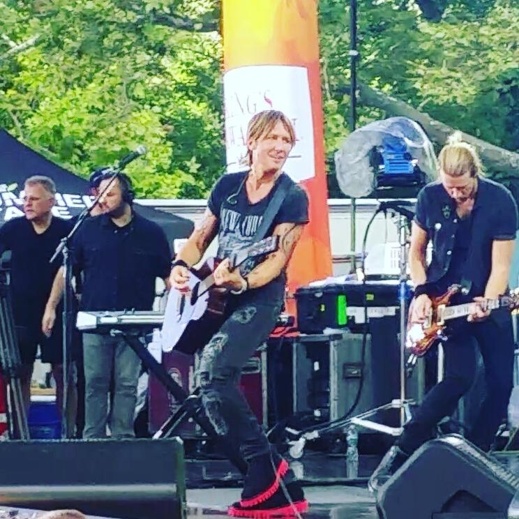 Gma Latest News Update: Keith Urban News Update…Keith On GMA This Morning…Friday