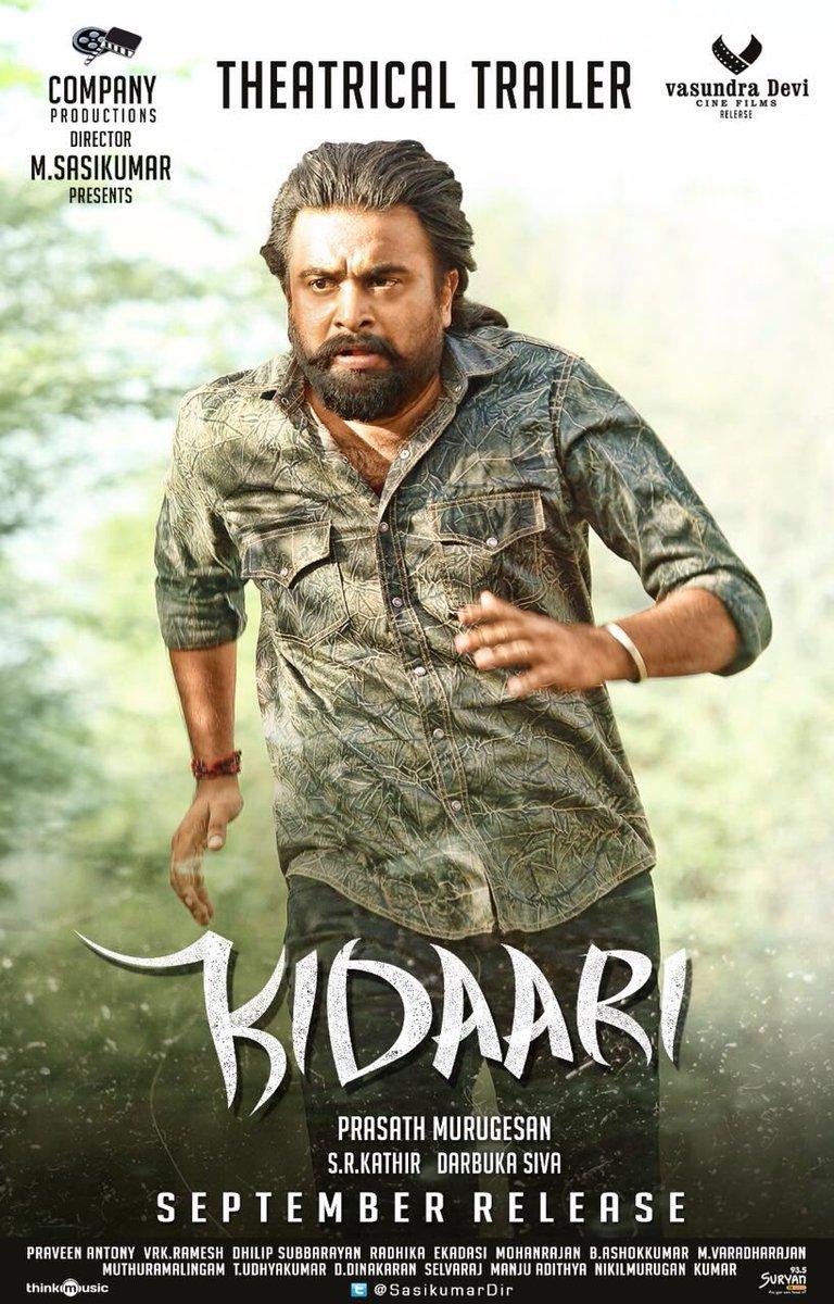 Kidaari (2021) Hindi Dubbed ORG 720p HDRip 1GB Download
