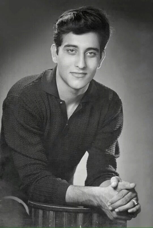 Serious swagger goals. Dad (@VinodKhanna), circa 1964.  #flashbackfriday #fbf https://t.co/tjZrdzTGli