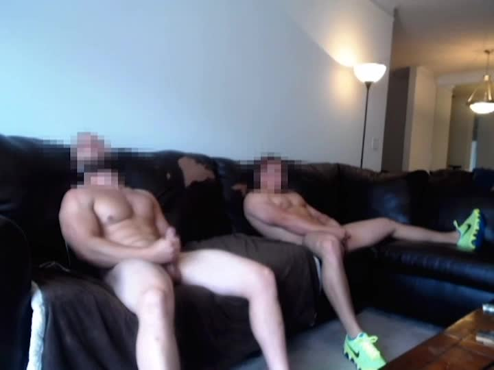 Jerk off with friends