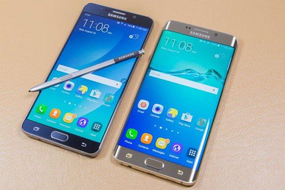 Samsung Galaxy Note7 Özellikleri Hakkında Bilgi resmi