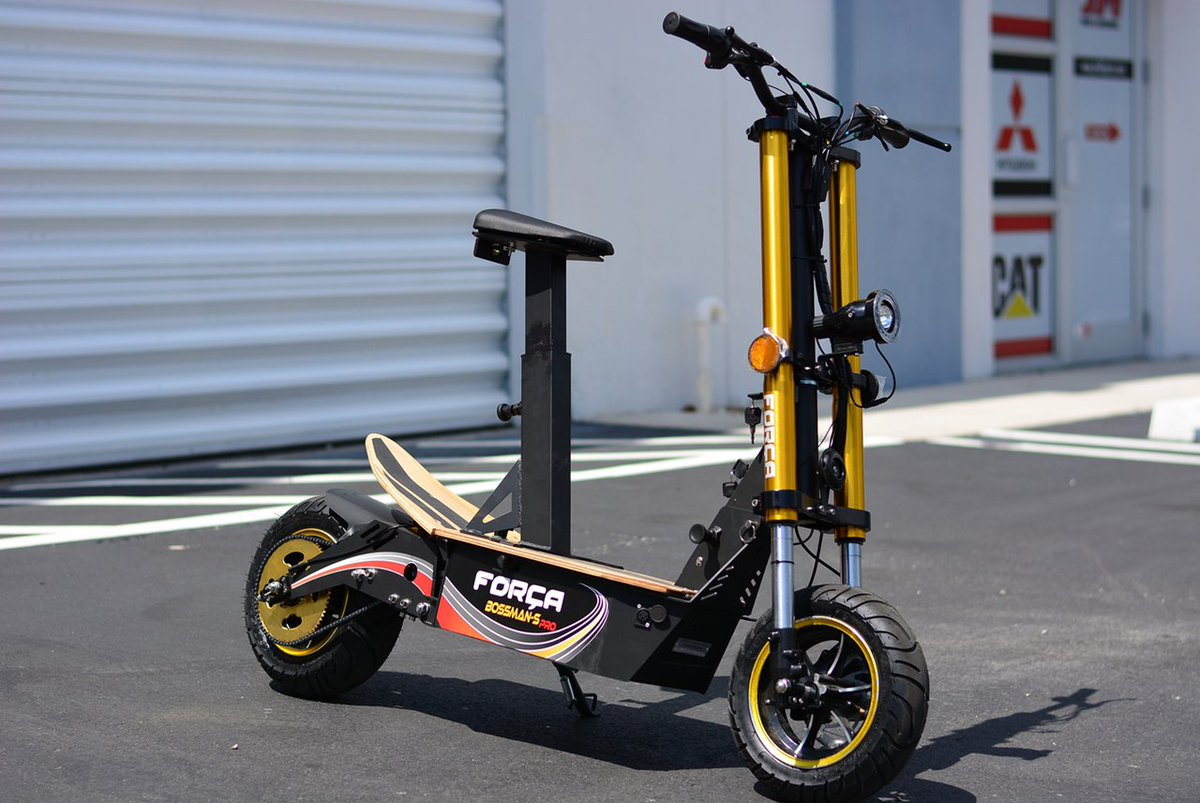 e scooters on twitter our new forca bossman 2000w