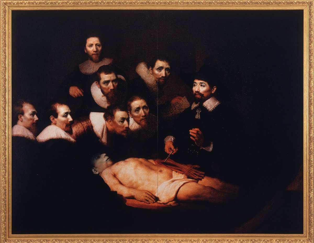 Yasumasa Morimura&#39;s &quot;Portrait (Nine Faces)&quot;, 1989 from his series &quot;Daughter of Art History&quot;. #yasumasamorimura <br>http://pic.twitter.com/RkVaTXzXXx