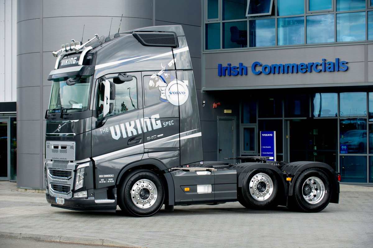 Richard evans on twitter irishcomms this is a superb looking truck
