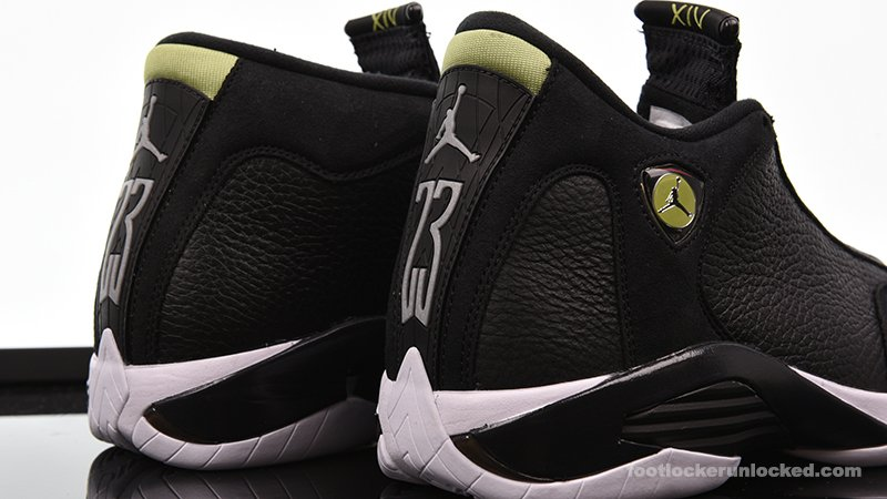 new style f789d ce1ab A detailed look at the Air  Jordan 14 Retro OG  Indiglo . Arrives tomorrow.    http   spr.ly 6019BFxrb pic.twitter.com WjuaOmO9Wc