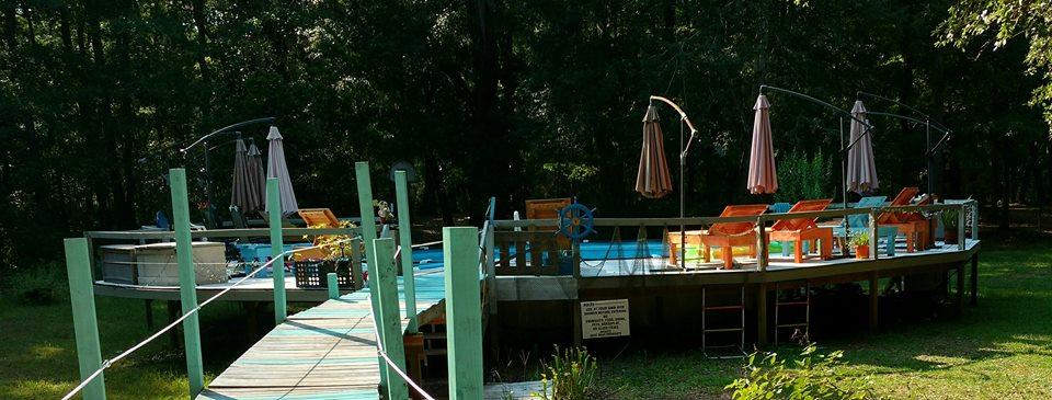 Nudist campground ga