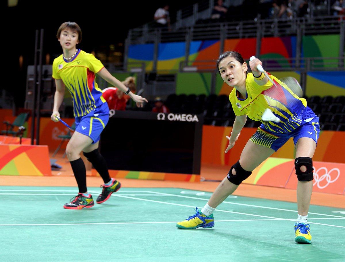 "Berita Harian on Twitter ""Olimpik Vivian Hoo Khe Wei mara suku"