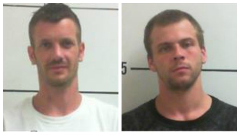 Two asheboro men face charges for breaking into homes in