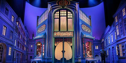 Roundabout On Twitter Take A 360 Degree Tour Of Maraczek S W Tonyaward Winning Set Designer David Rockwell On Our Facebook Shelovesme