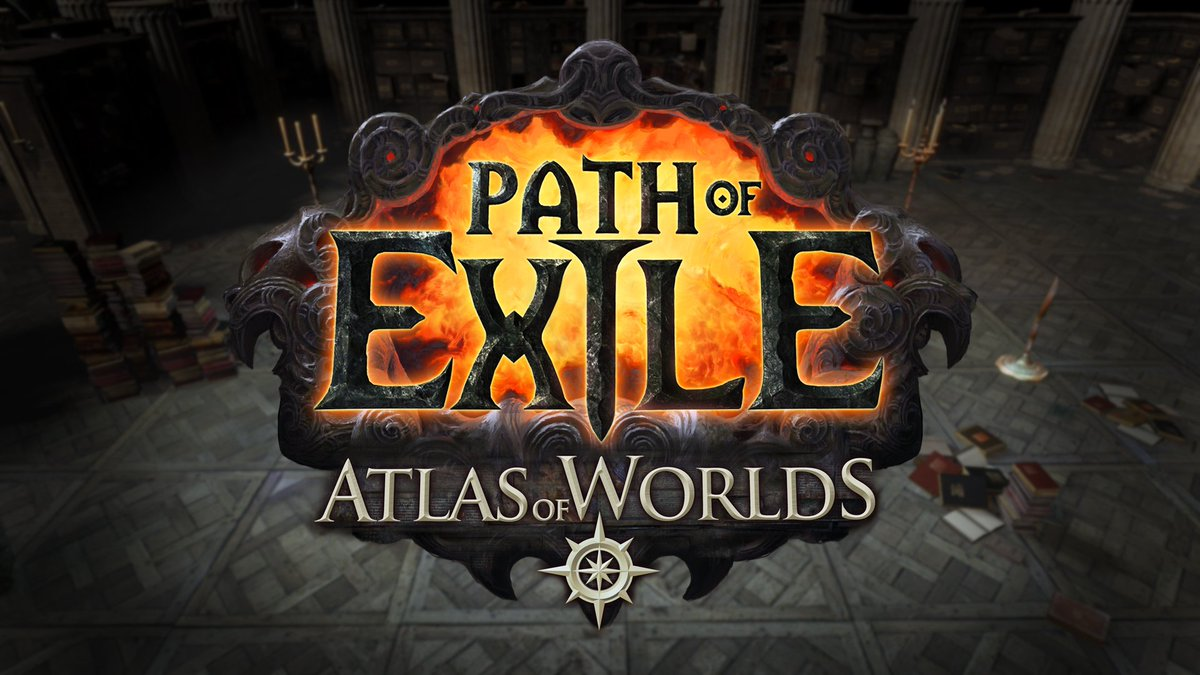 Path of Exile: Atlas of Worlds  - https://t.co/oPErTRzocr https://t.co/slzYUvnI8i