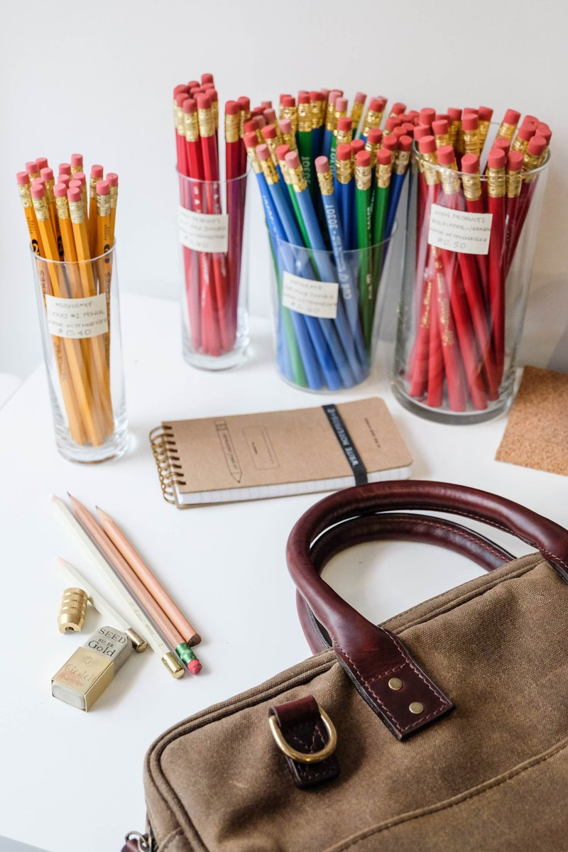Ona On Twitter There S Just Something So Satisfying About Nice Office Supplies Caitlin Elgin Cwpencils Https T Co Ibixj6uii0