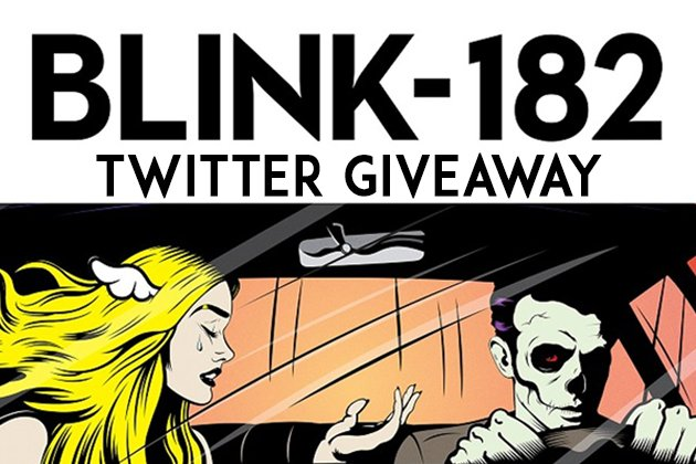 Retweet this tweet to enter for a chance to win @blink182 tix and sound check invite! https://t.co/0nQkNR226E