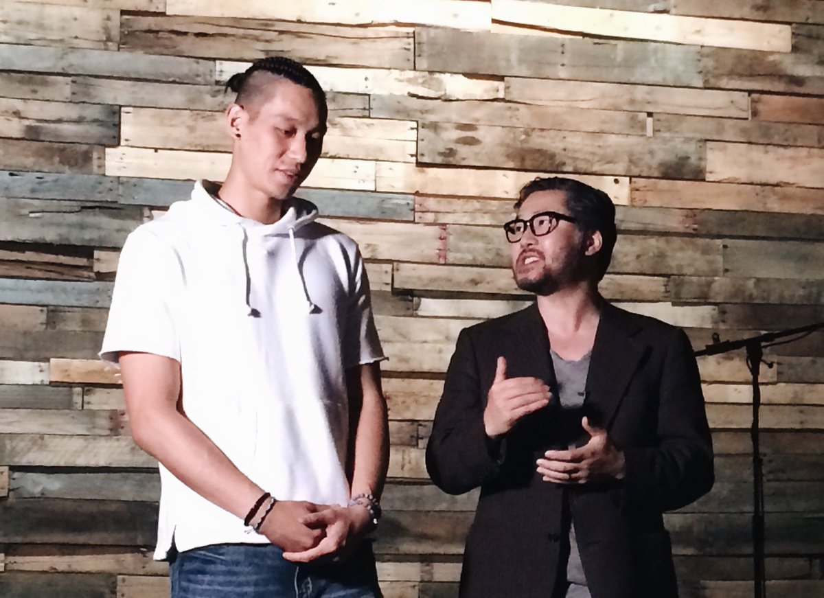 Big news to share this fall involving the talented and inspiring @JLin7! Stay tuned! #linsanity #NBA #ODWstories https://t.co/5uNWxThbya