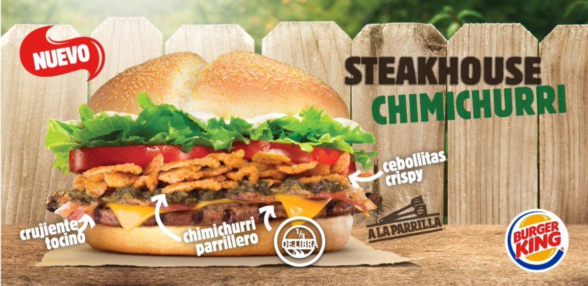Burger LadR On Twitter New At BK Ecuador