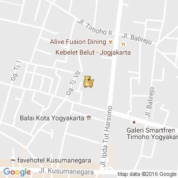 Pokemon Map Jogja Pokemapjogja Twitter - Yogyakarta map
