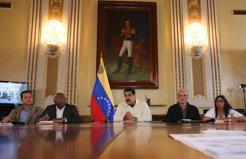 Gobierno de Nicolas Maduro. - Página 11 CpsR9k0WgAAa29a