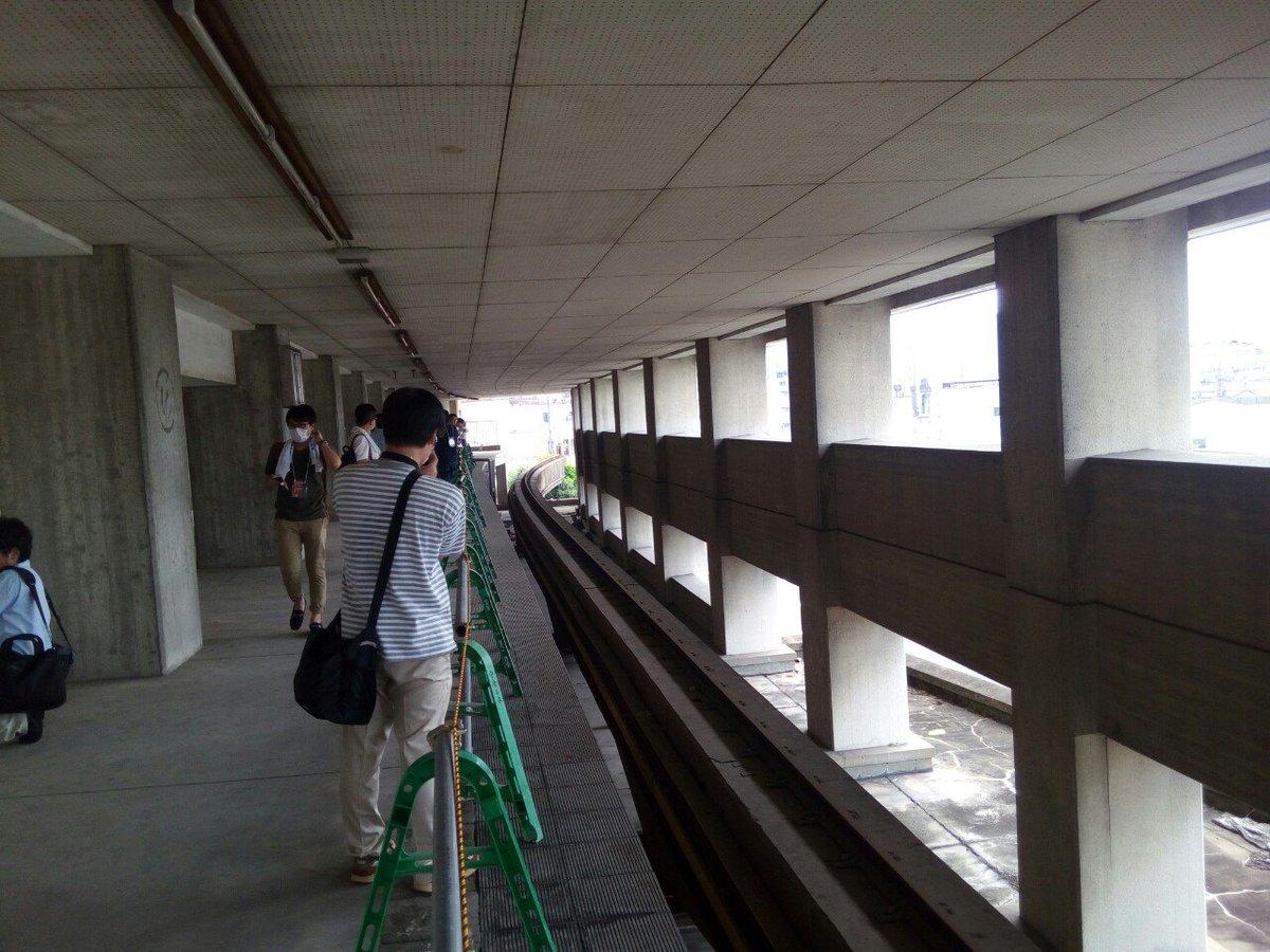 もう解体業者も決まっているそうです #大将軍駅見学会 https://t.co/KVm4GzKfrF