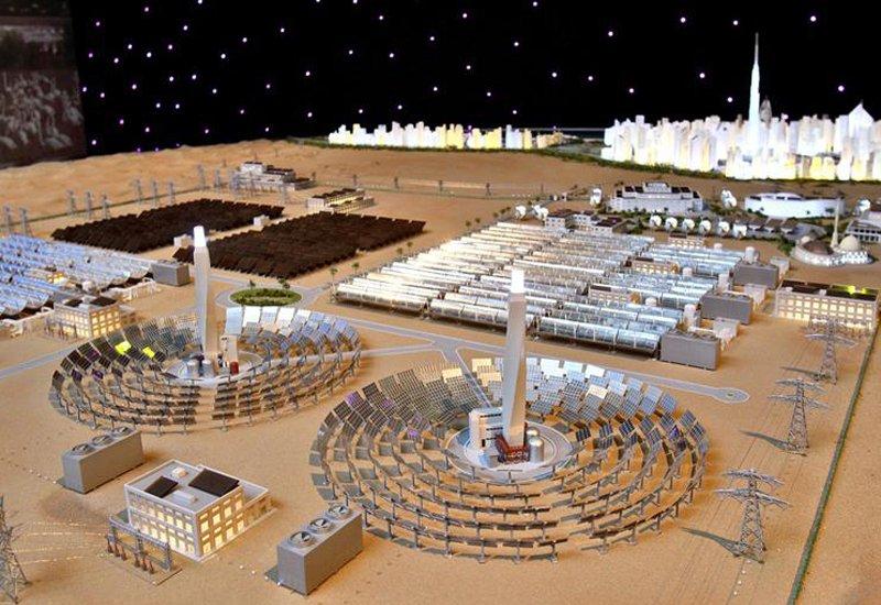#Dubai to Build 1 Gigawatt #Solar Power Plant https://t.co/bvTDU0bPgW https://t.co/JeRDgfp7Ug