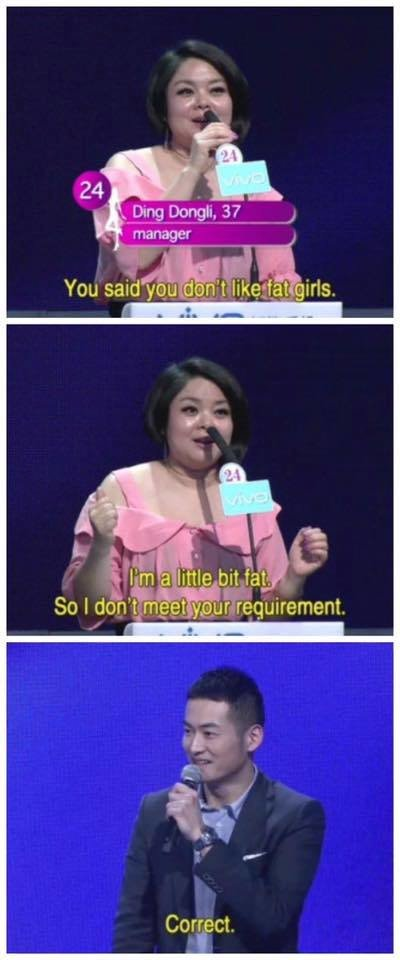 Popular chinese dating shows