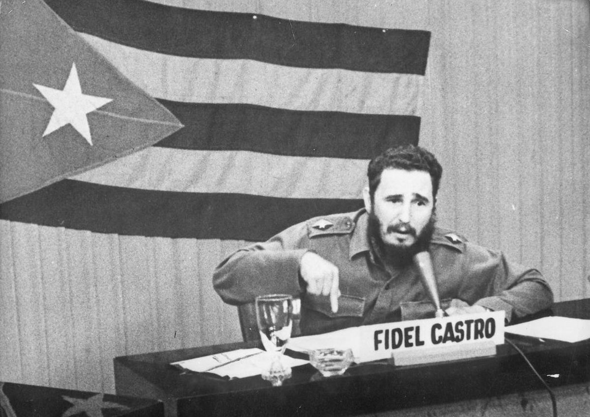the cuban revolution and fidel castros The cuban revolution was a time of turmoil and unrest in cuba fidel castro attacks a cuban plane flying out of miami.