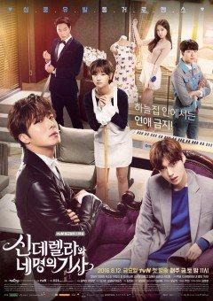 Phim Chuyện Tình Lọ Lem-Cinderella and Four Knights