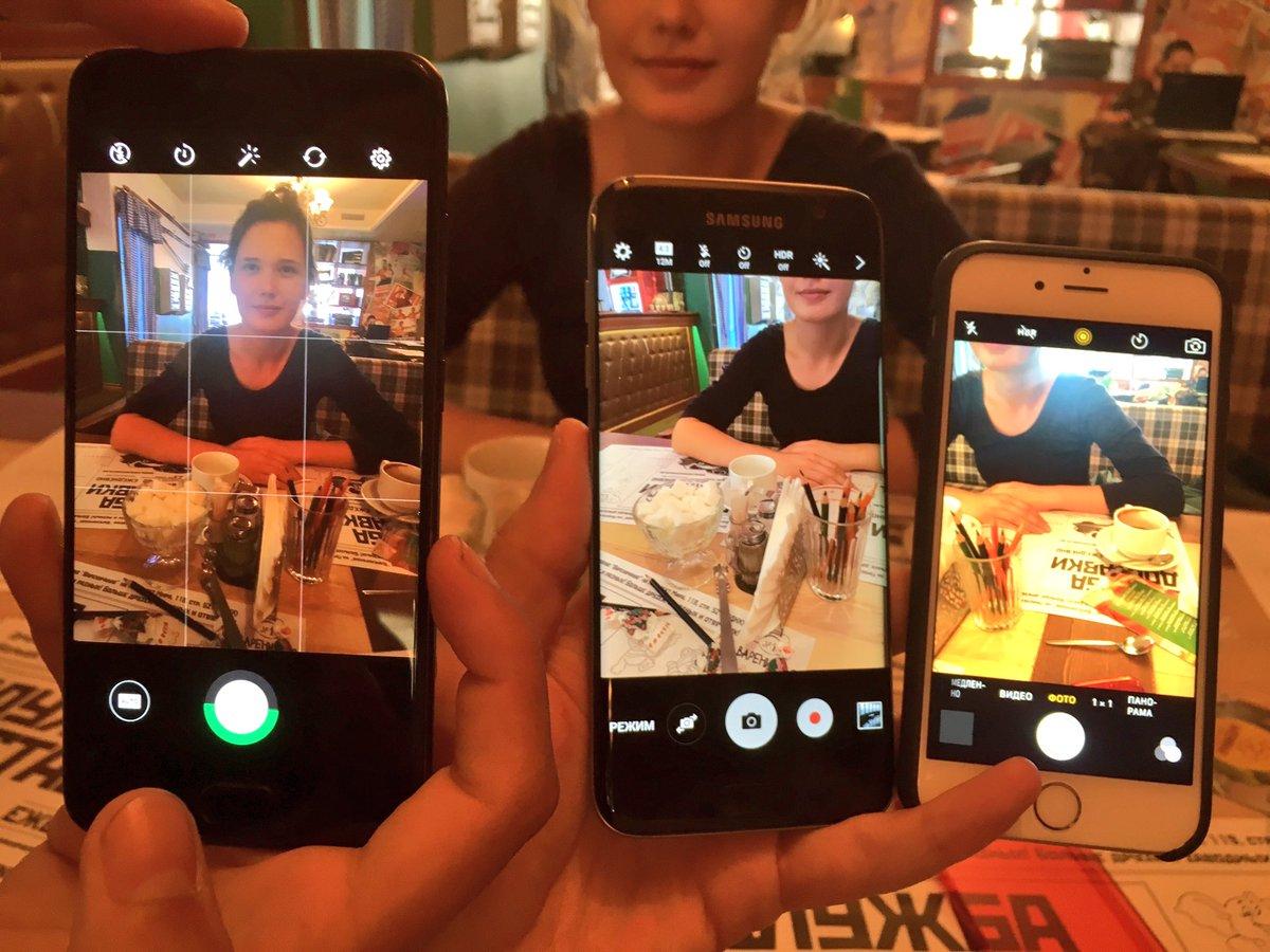 лучший смартфоны по камере