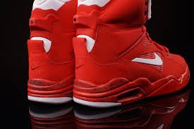 nike air command force university red
