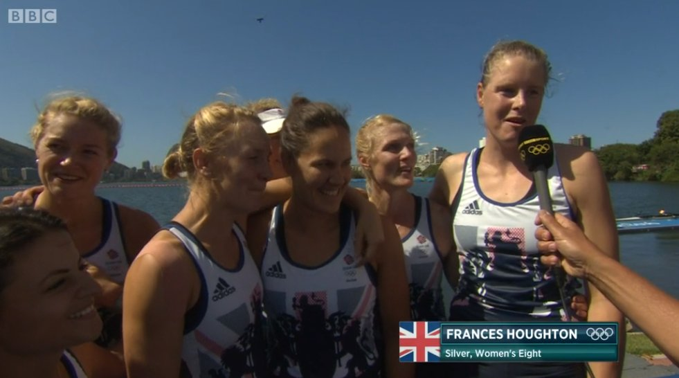 RT @BBCSport: Fran Houghton lost her father to cancer recently - today she won a medal.  Inspirational https://t.co/Lwvrwbys18 https://t.co…