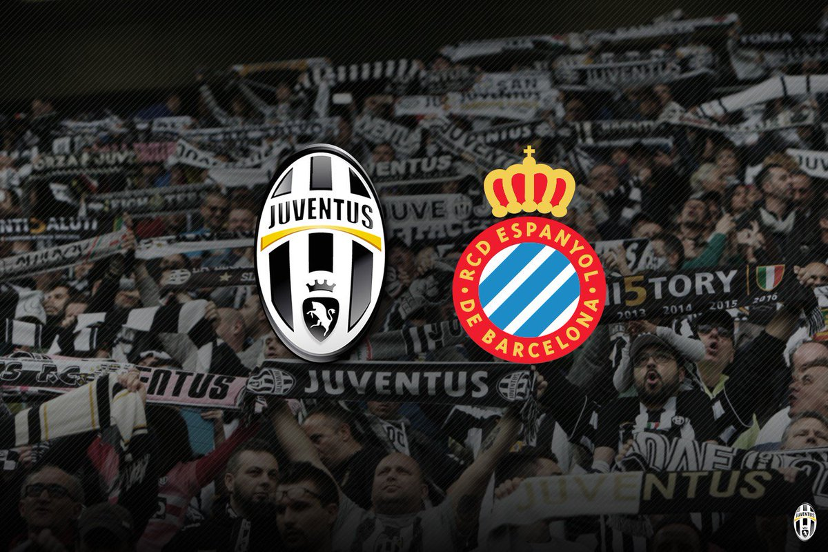 DIRETTA Juventus-Espanyol Streaming: dove vederla in Video TV Online