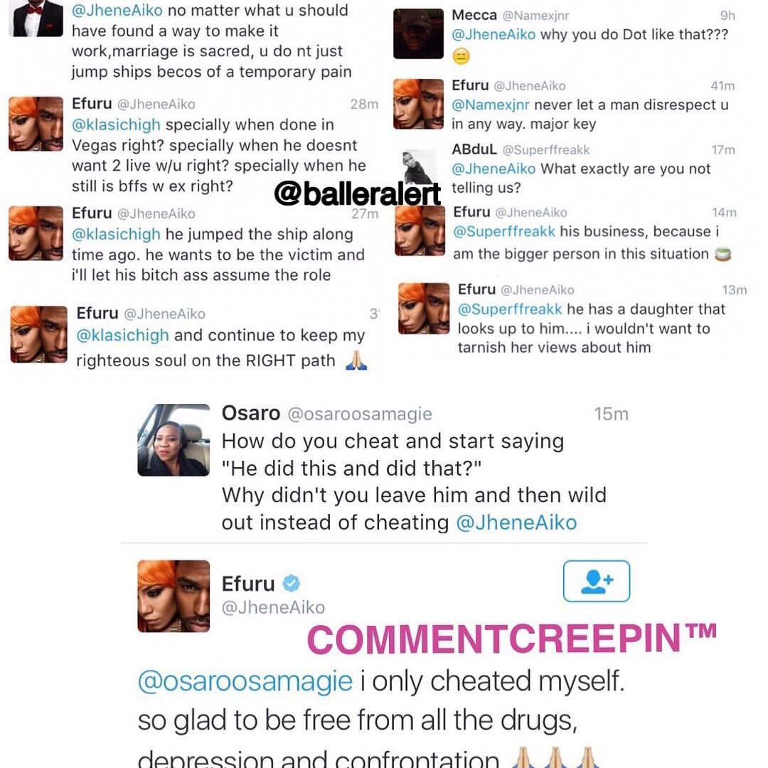 Hit dog will holler news: Jhene Aiko wants ya'll to know she really