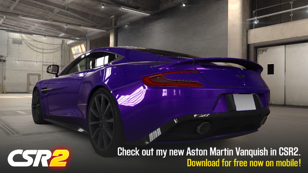 Mr Bilguun On Twitter Check Out My New Aston Martin Vanquish In Csr2 Https T Co Sge5k4fq1m