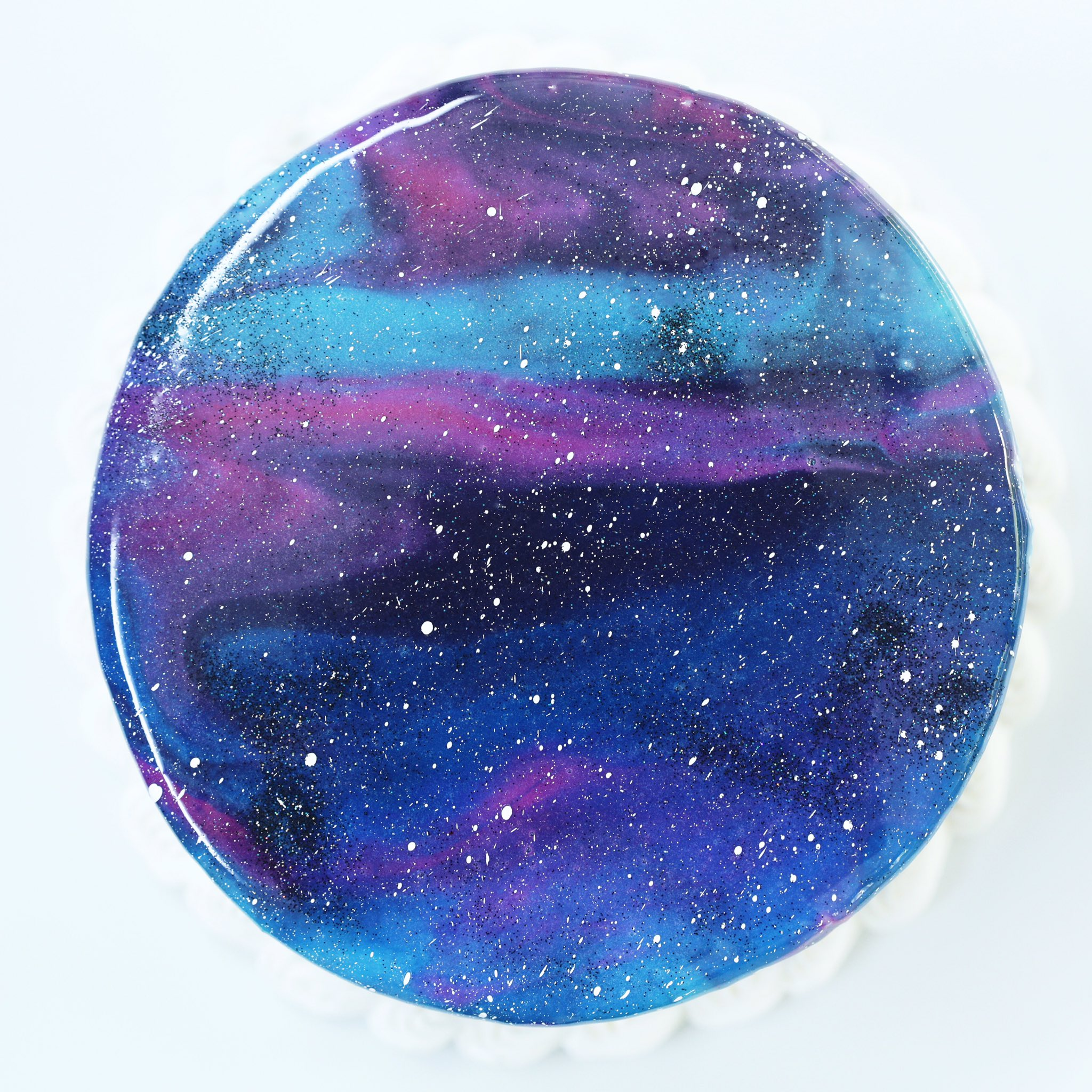 Rosanna Pansino On Twitter Quot Here Is The Galaxy Themed