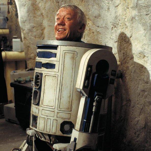 È morto Kenny Baker, il robot R2-D2 di Star Wars