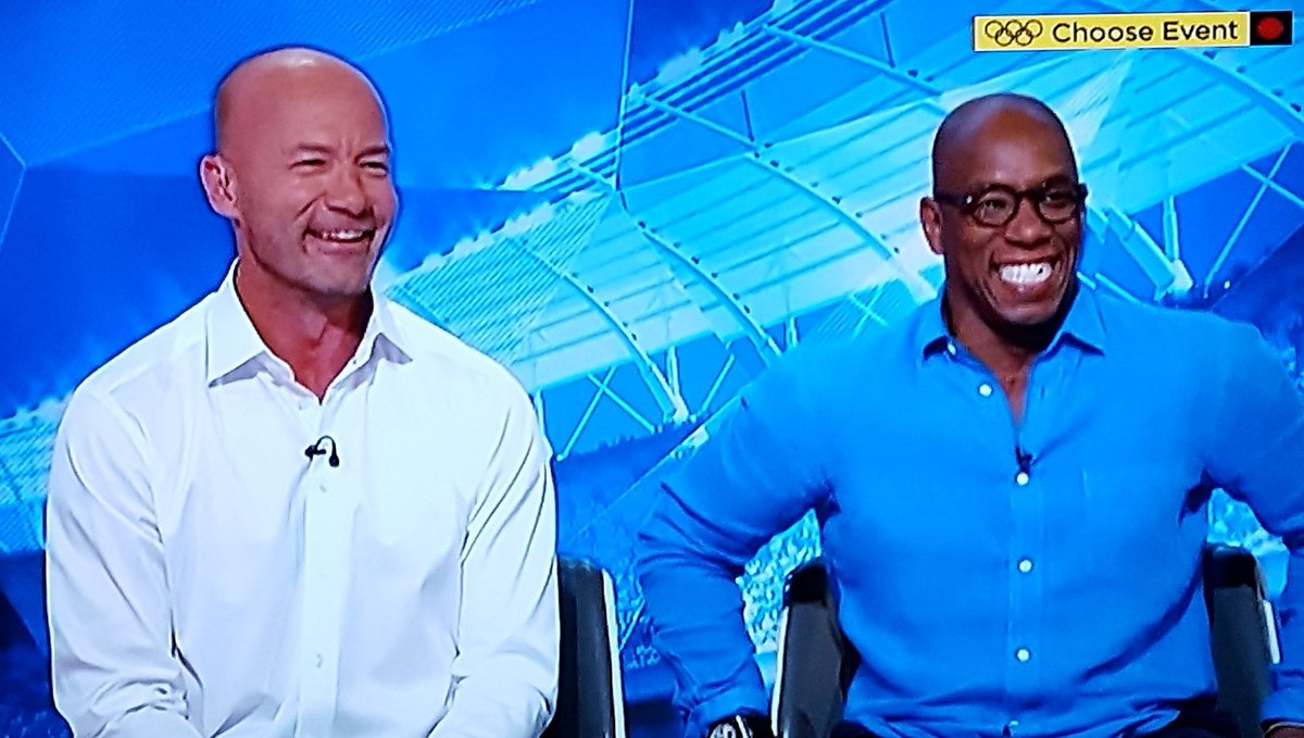 Can we all just take a moment to appreciate @IanWright0's face at the opening of #MOTD tonight?