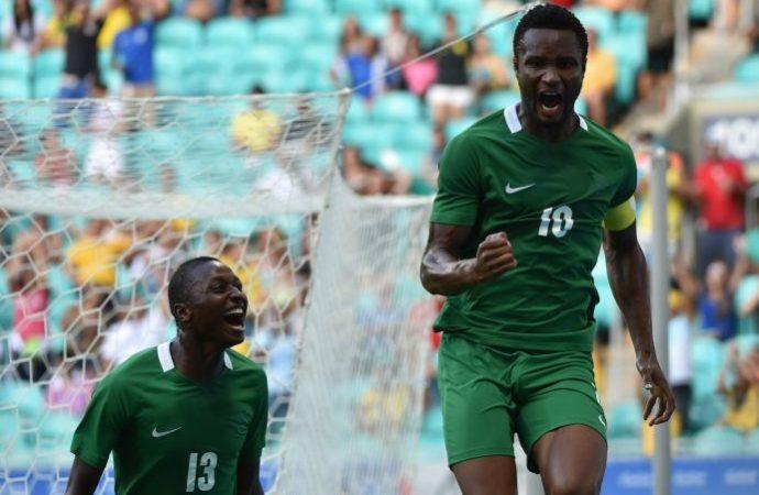 Сборная Нигерии обыграла Гондурас изавоевала бронзу Олимпиады вРио
