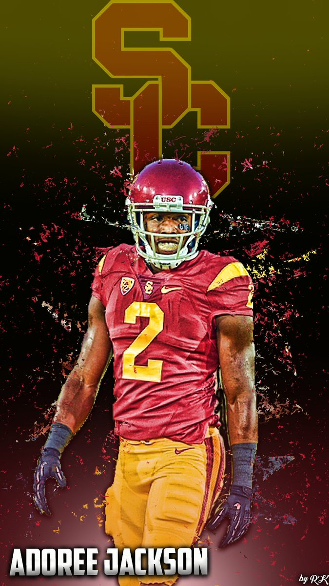 Jack On Twitter USC Fans Here You Go AdoreeKnows Iphone 6 Wallpaper Edit Free