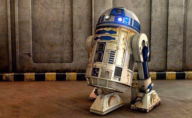Best robot ever. Sad news about Kenny Baker https://t.co/2dd6k6KQKn