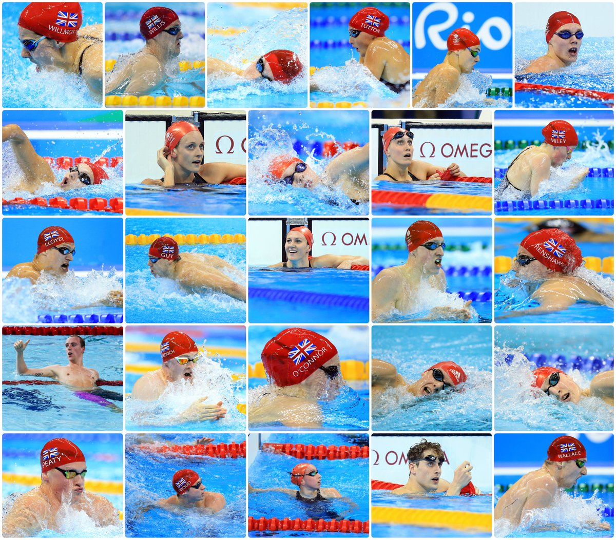 So that was @TeamGB Swimming's BEST EVER #OLYMPICS since 1908!! AWESOME week of action from our team of 26 in Rio! https://t.co/rsFPTe8w6Y